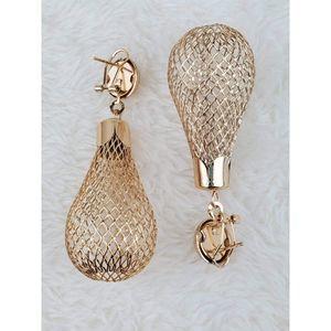 3/$25🔥 Fashion Eye-catching Ladies Earrings Gold